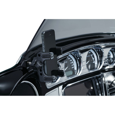 Kuryakyn Fairing Mount Tech-Connect Device Mounting System for 2014-2016 Harley Touring