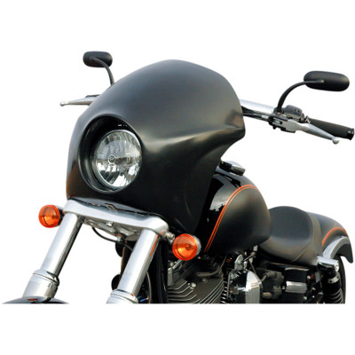 Russ Wernimont Cafe Fairing for 2006-2017 Harley Dyna - Short