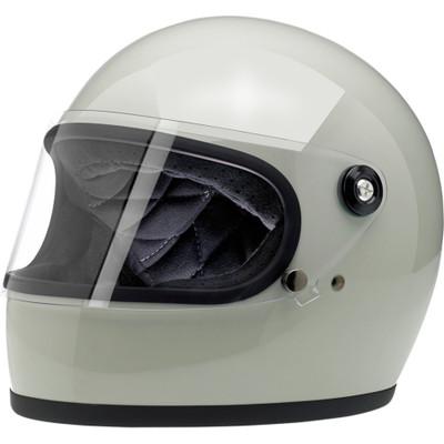 Biltwell Gringo S Helmet - Gloss Polar Green