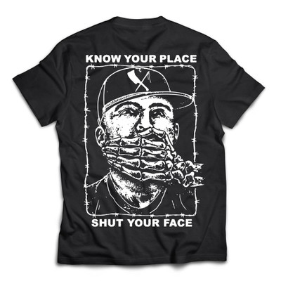 Rusty Butcher Place T-Shirt