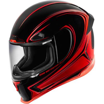 Icon Airframe Pro Halo Helmet - Red