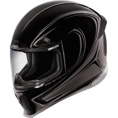 Icon Airframe Pro Halo Helmet - Black