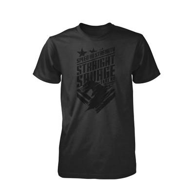 Speed and Strength Straight Savage T-Shirt