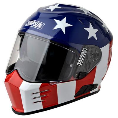 Simpson Ghost Bandit Helmet - Glory