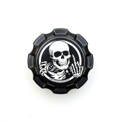San Diego Customs Ripper Gas Cap for Harley
