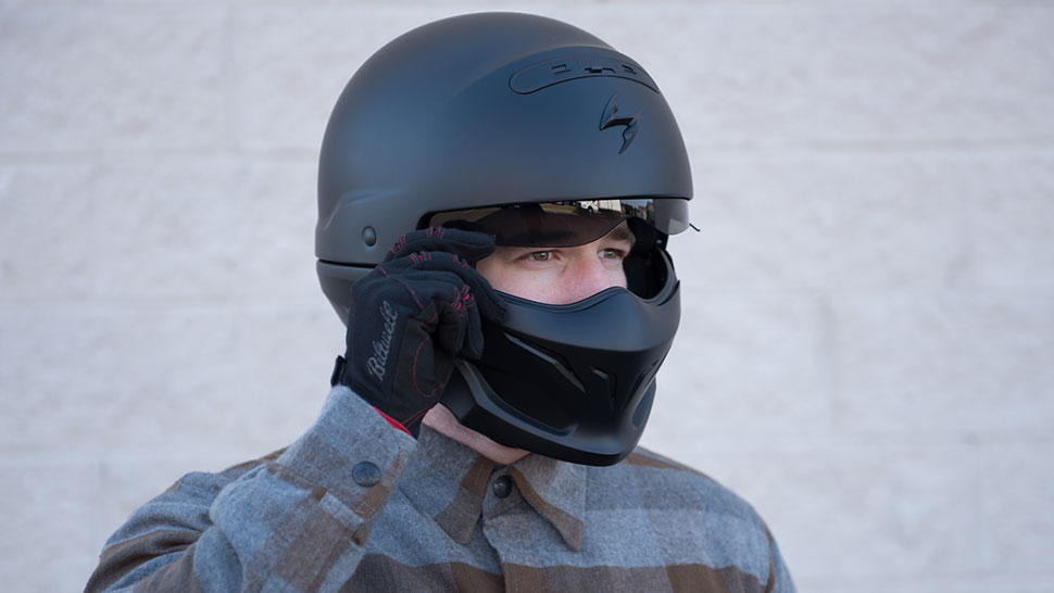 Scorpion Covert Helmet Review Get Lowered Cycles