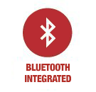 Bluetooth Integrated