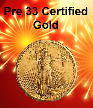 Pre 33 Certified Gold Image