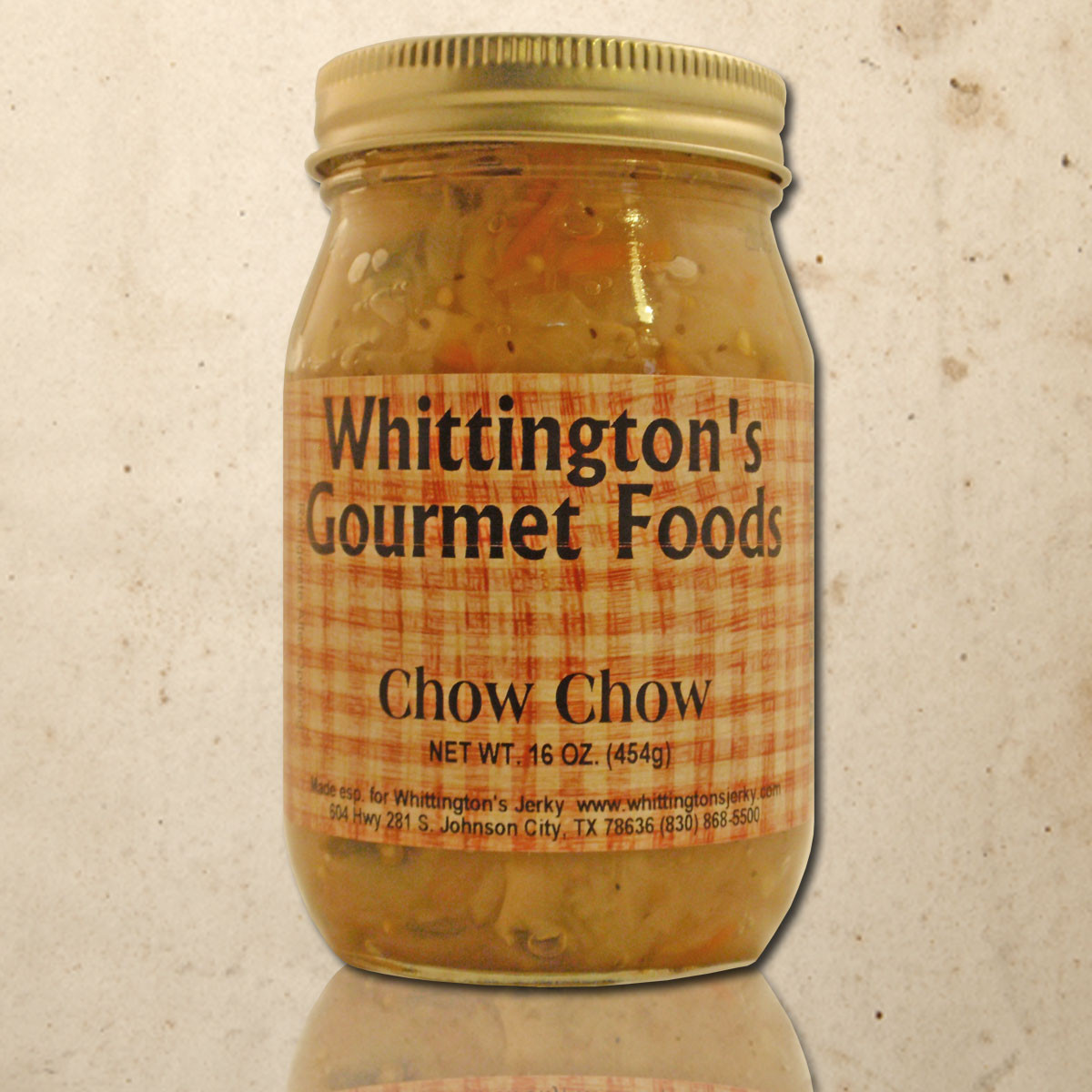 Whittingtons Gourmet Foods Chow Chow