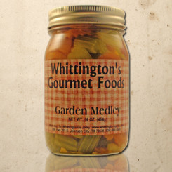 Whittington's Gourmet Foods - Garden Medley