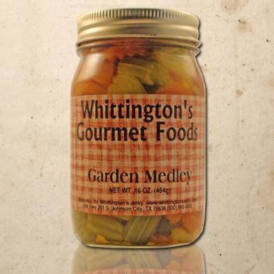 Whittington's Gourmet Foods - Garden Medley