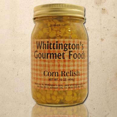 Whittington's Gourmet Foods - Corn Relish