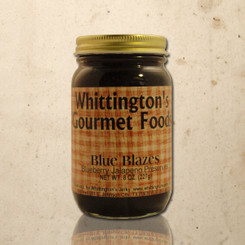 Whittington's Gourmet Foods - Blue Blazes Fancy Preserves