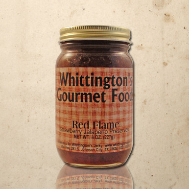 Whittington's Gourmet Foods - Red Flame Fancy Preserves