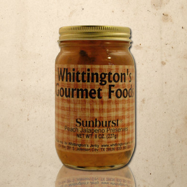 Whittington's Gourmet Foods - Sunburst Fancy Preserves