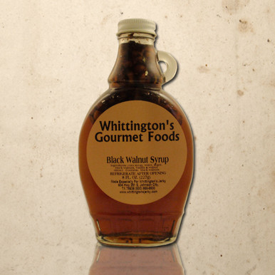 Whittington's Gourmet Foods - Black Walnut Syrup