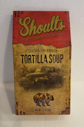 Shoults South-O-The-Border Tortilla Soup Mix