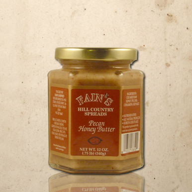 Whittington's Gourmet Foods - Fain's Pecan Honey Butter