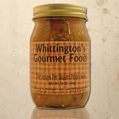 Whittington's Gourmet Foods - Five Amigos Pepper Salsa (Very Hot)