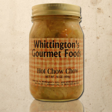 Whittington's Gourmet Foods - Hot Chow Chow