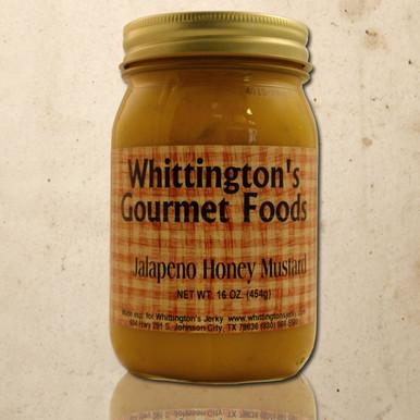 Whittington's Gourmet Foods - Jalapeno Honey Mustard