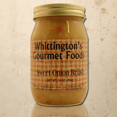 Whittington's Gourmet Foods - Sweet Onion Relish