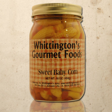 Whittington's Gourmet Foods - Sweet Baby Corn