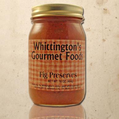 Whittington's Gourmet Foods - Fig Preserves (seasonal)