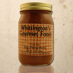Whittington's Gourmet Foods - Fig Preserves, No Sugar Added (seasonal)