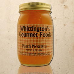 Whittington's Gourmet Foods - Peach Preserves