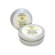 Honey Almond Bee Balm in our 4 oz. tin.