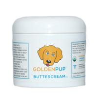 Natural dog buttercream