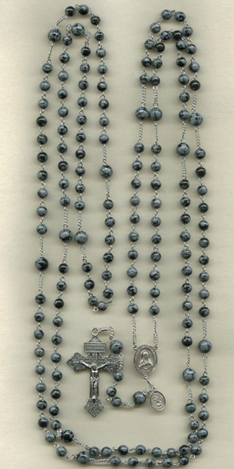 15-decade rosary, custom