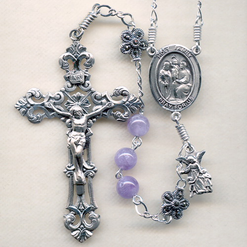 Cape Amethyst Rosary
