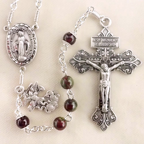 military rosary, St. michael rosary