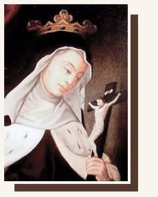 Blessed Frances D' Amboise