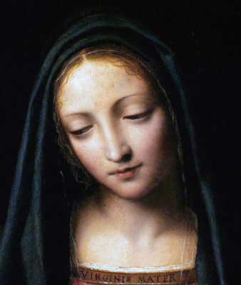 Blessed Virgin Mary, Blessed Mother