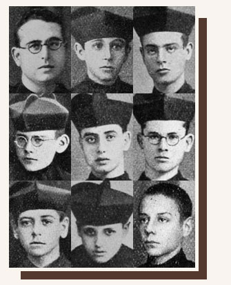Carmelite Castilian Martyers