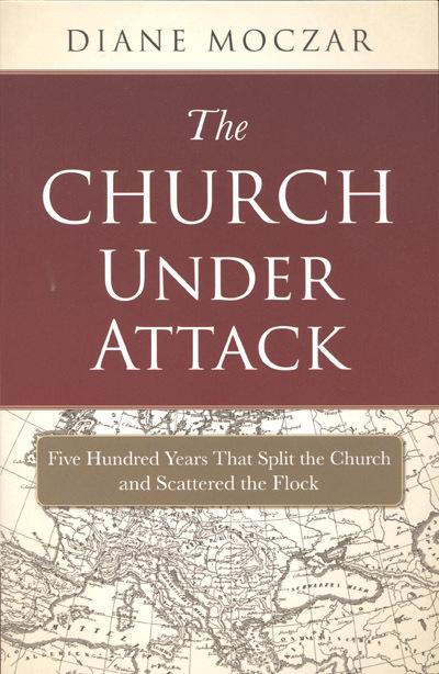 church undet attack