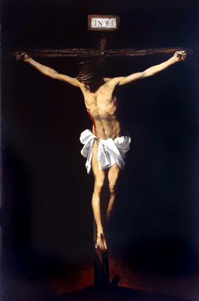 crucifix, christ crucified