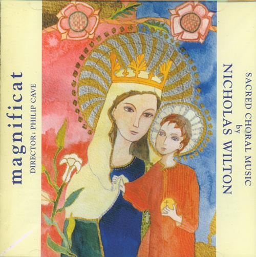 Magnificat Sacred Music CD, Nicholas wilton
