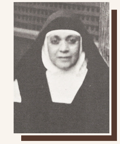 Mother Mary Elias
