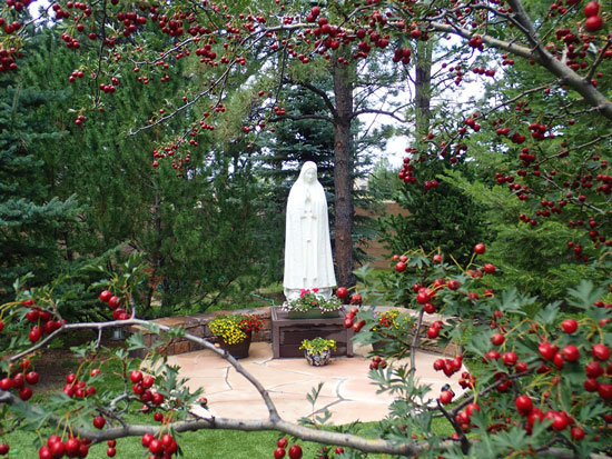 our lady of fatima, shrine