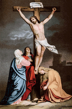 Our lord Jesus christ, christ crucified, crucifixion