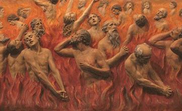 Purgatory, suffering souls, holy souls