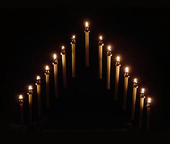 Tenebrae Candlesticks