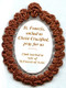 St. Francis of Assisi relic badge