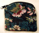 Tapestry rosary pouch