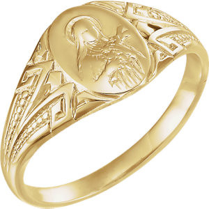 St. Therese Ring