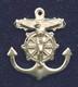 Gold Filled Mariner Crucifix